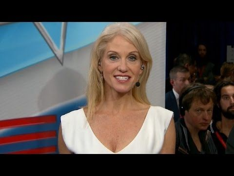Trump campaign manager Kellyanne Conway explains why Donald Trump won the second presidential debate at Washington University in St. Louis.
