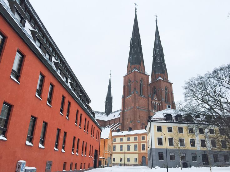 Welcome to Uppsala!   A photo essay