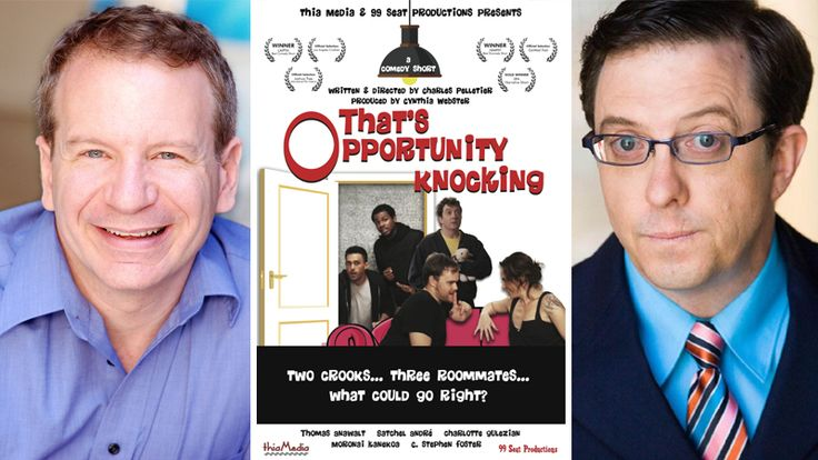 Short film 'That's Opportunity Knocking' has been making waves on the festival…