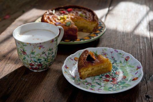 Яблочный пирог из Больцано/ Torta di mele bolzanese   Элла Мартино  Рецепты  Кулинарные туры  Итальянская кухня
