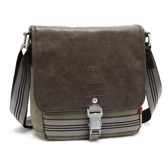 Fair price 2016 New Men's Fashion Business Travel Shoulder Bags Men school Messenger Bags Canvas Briefcase Men Bag Free Delivery LI-1431 just only $24.43 with free shipping worldwide  #crossbodybagsformen Plese click on picture to see our special price for you