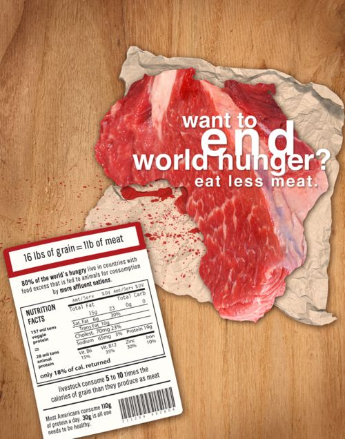 how to end world hunger ideas
