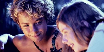 10 years ago, he made a lot of young girls fall in love with Peter Pan. And his face. | Peter Pan's Jeremy Sumpter Finally Grew Up (And Got Really Hot)