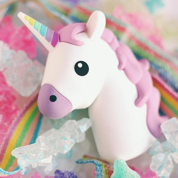 The Unihorne Charger is not your average little pony. Keep all your devices #chargedup and on point! The Unihorne Charger is the original Unicorn shaped USB Charger created by WattzUp Power. Accept no