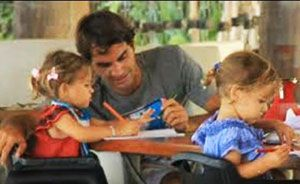 Roger Federer about ➡ 'Right Genes',➡ Inspiration,➡ 'Miracle' Twins, ➡Retirement, ➡Kids' Future & much more exciting...