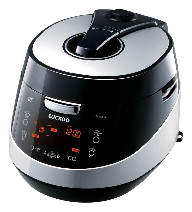 10-Cup IH Pressure Rice Cooker