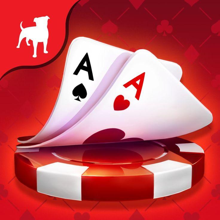 Zynga Poker - Texas Holdem: Free Vegas Casino Card Game…