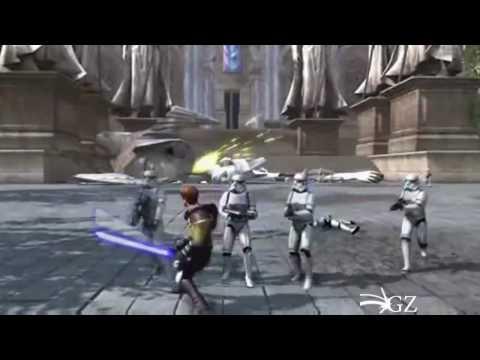 A Força está com Kinect Star Wars