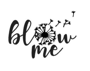 Download Blow Me Dandelion SVG in 2020 (With images) | Blow, Svg ...