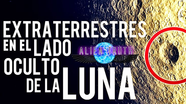 Existen 8 Bases Extraterrestres en el lado oculto de la Luna: Ingo Swann...