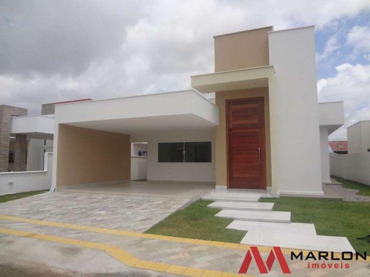 Casa cond fechado Green Club III Nova Parnamirim, , 56708205