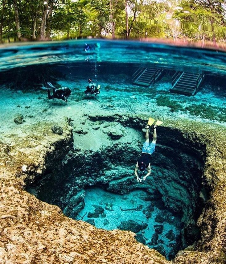 Ginnie Springs, Florida