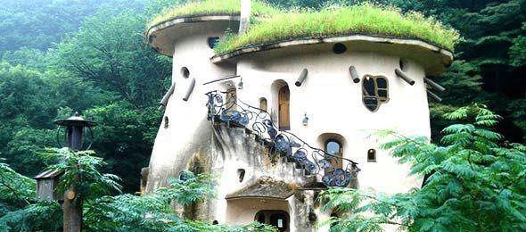moomin evleri