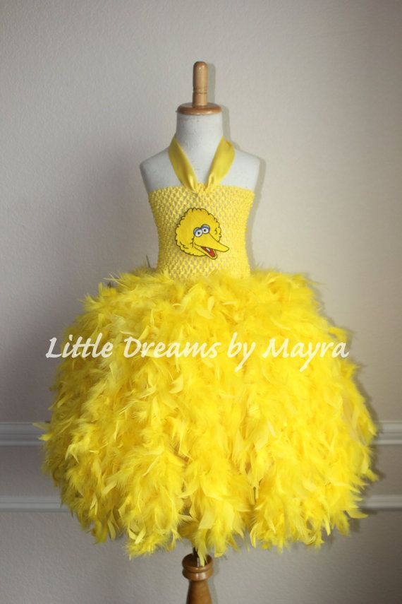 Yellow feather dress images