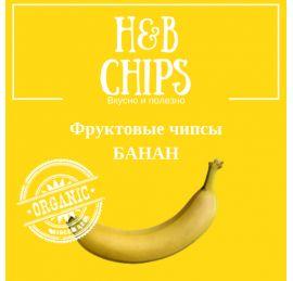 Фруктовые чипсы Банан