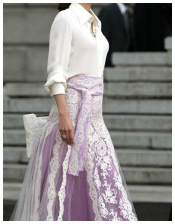 Reflexiones de una reina: Camisa blanca para Fin de Año