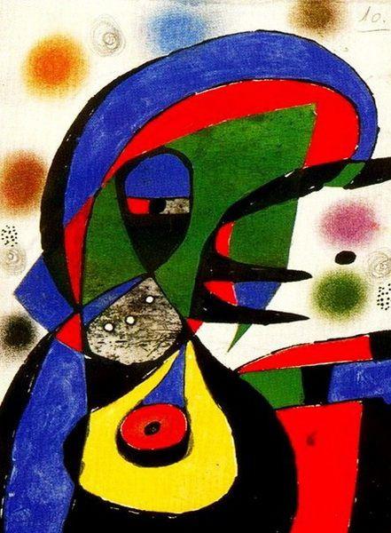 Joan Miro Masterpiece | ... oil painting,decoration oil painting,masterpiece painting,Joan Miro