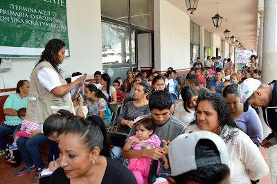 El Paredonjqn: INEA Y AYUNTAMIENTO ENTREGAN 78 CERTIFICADOS DE PR...