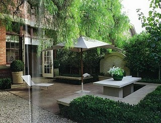 466 best gardens we love images on pinterest for Courtyard designs melbourne