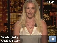 Chelsea Lately reminds me of my best friends....shes a fast talking, saucy lass who knows the deal