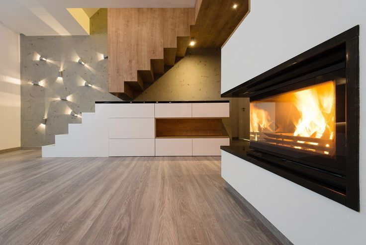 Unique Fireplace Concepts : Thinking Past Traditional Designs