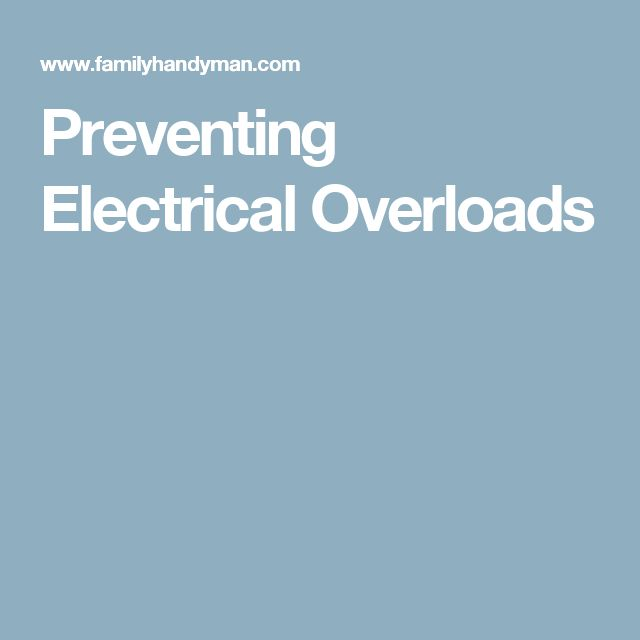 13 best Electrical tips images on Pinterest | Electrical projects ...