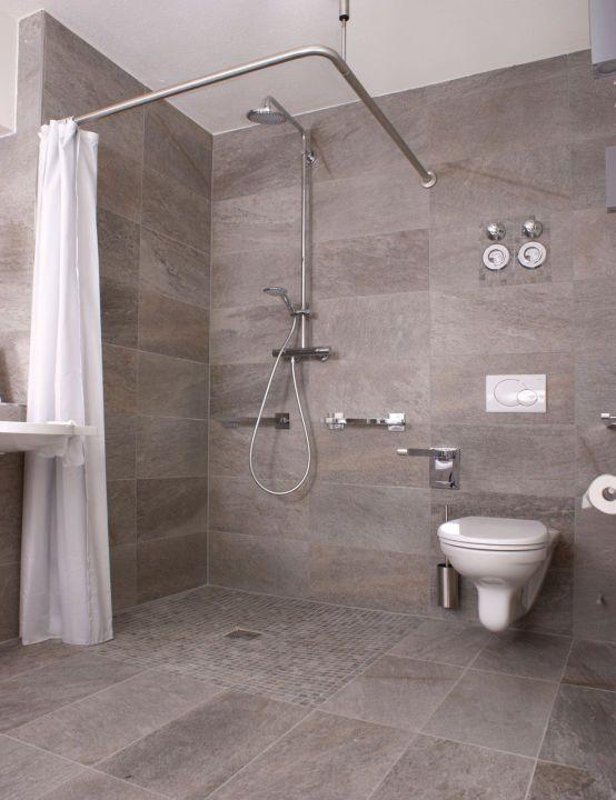 Bildergebnis für barrierefreie dusche Badezimmer design
