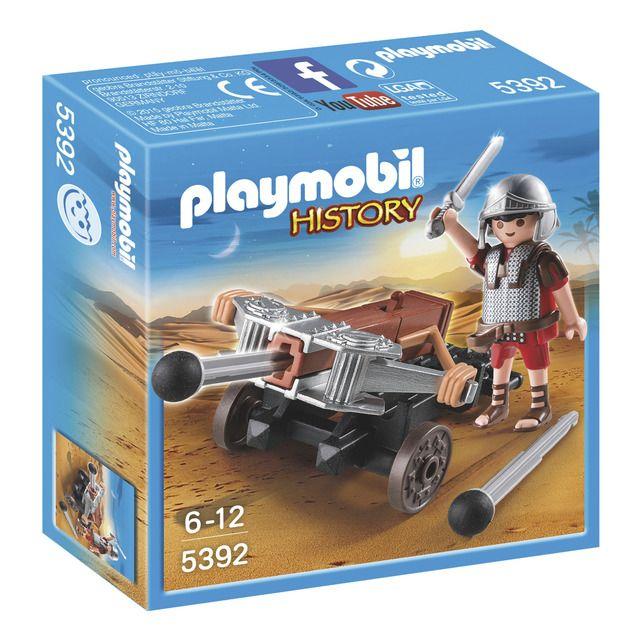 Playmobil Legionario Con Ballesta Playmobil En 2020 Playmobil