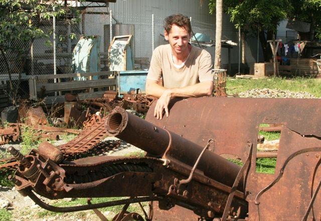 The Bone Collector of Guadalcanal - https://www.warhistoryonline.com/war-articles/the-bone-collector-of-guadalcanal.html
