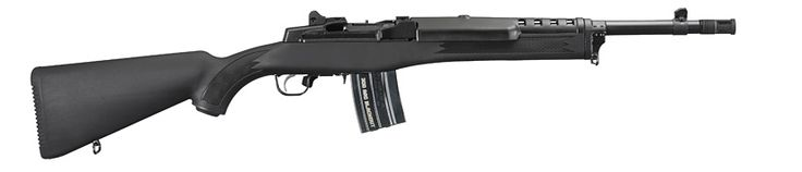 Ruger® Mini-14® Tactical Rifle Autoloading Rifle Model 5864  .300 BLK