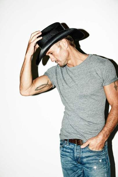 TIME 100 2015 Tim McGraw