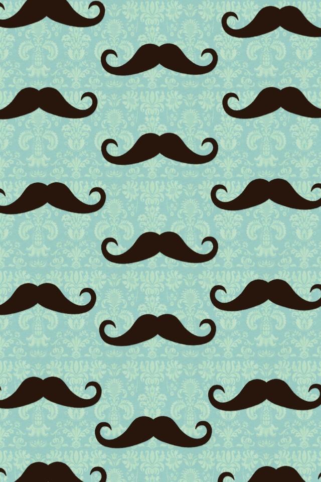 moustache wallpaper pinterest moustache
