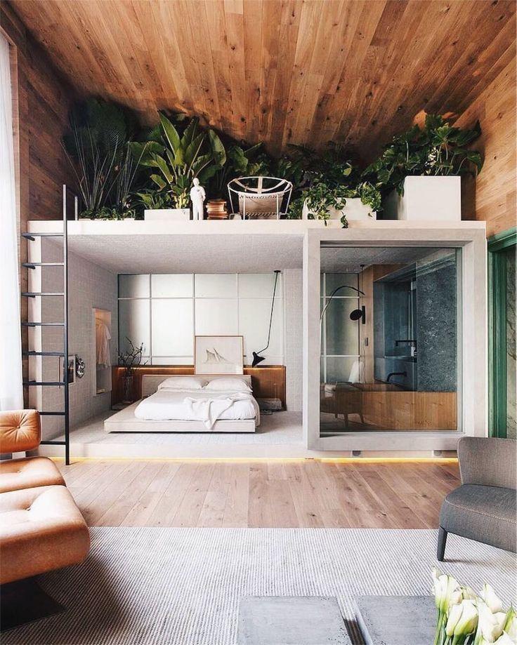 Minimal Interior Design Inspiration Innenarchitektur Moderne