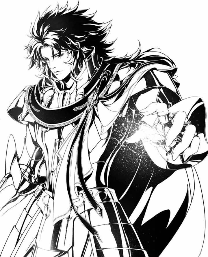 579 Best Images About Saint Seiya On Pinterest
