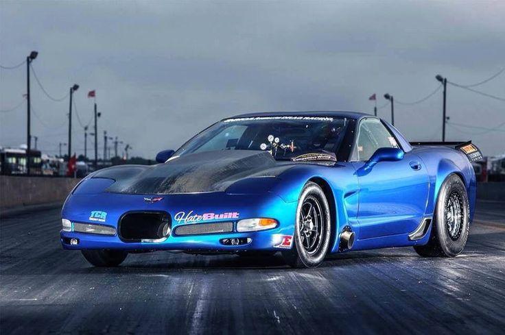 Drag Corvette Zo6