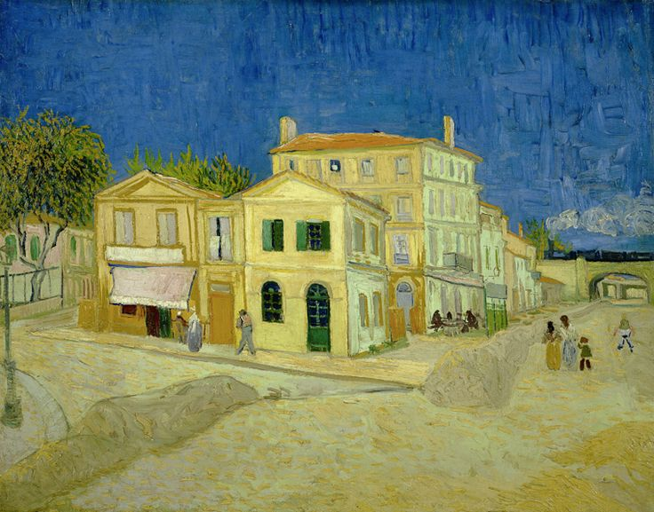 From today on the new Fondation Vincent van Gogh Arles in southern France is open to the public! A few works from our collection are on loan, like The Yellow House and Self-portrait.  More info: http://www.fondation-vincentvangogh-arles.org/