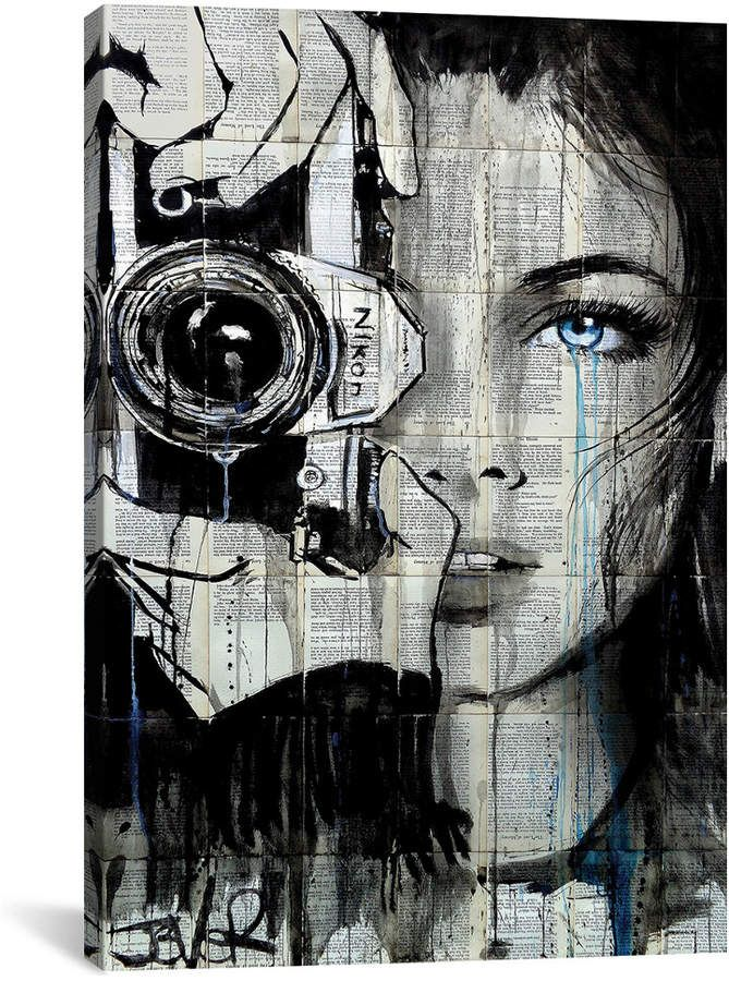 Icanvasart Shootin By Loui Jover With Images Loui Jover Art