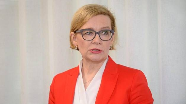 Sisäministeri Paula Risikko toimii kokoomuksen sote-neuvottelijana.