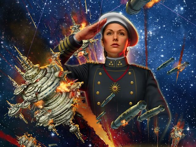 Admiral Lady Dame Honor Harrington, Steadholder Harrington, Duchess Harrington, Royal Manticoran Navy of David Weber's Honorverse novels