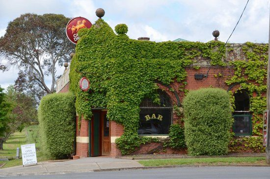 the farmers arms Daylesford -
