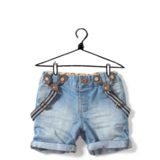 Super cute: Jean Shorts, Bermuda Shorts, Girl, Preppy Boys, Jeans, Kids, Denim Shorts, Suspenders, Boys Clothing