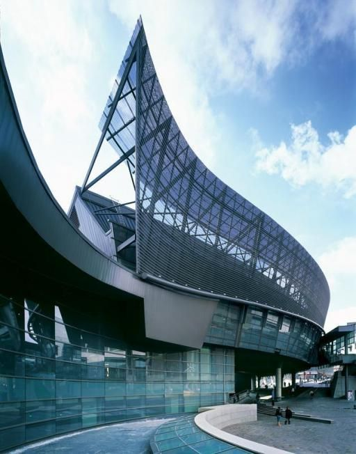 Architect Day: Morphosis Architects