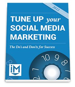 eBook Tune Up Your Social Media Marketing (registration required)