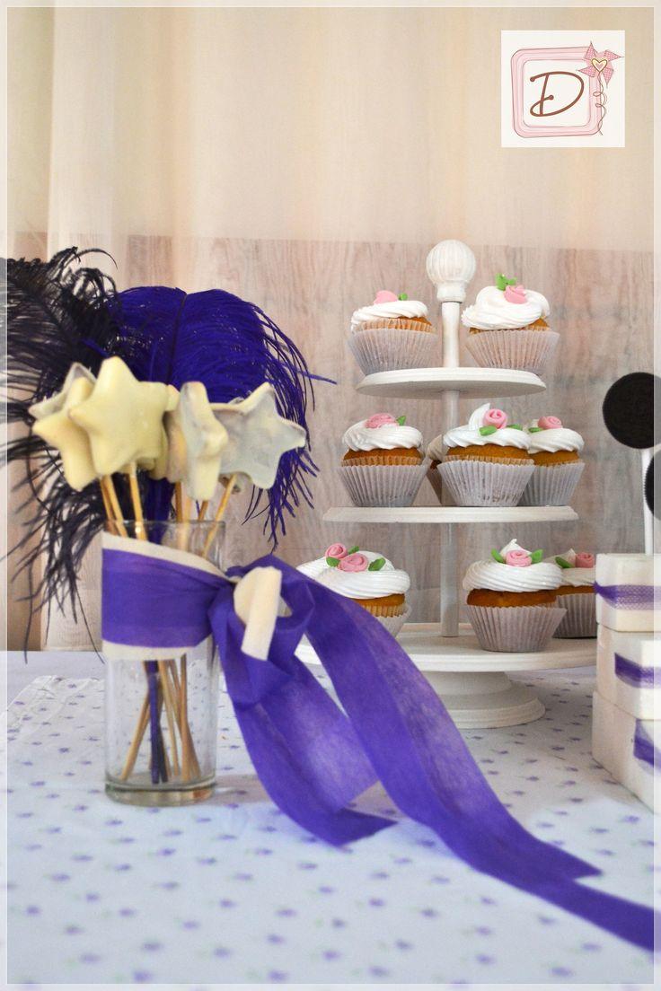 cookies estrella #fiesta #cumpleaños #festejo #decoración #tematización #golosinas #cocina #cookies #mesadulce