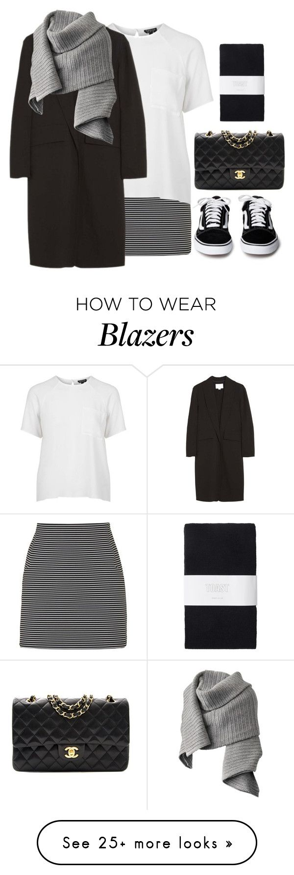 """""""Untitled #4012"""" by ericacavaco12 on Polyvore featuring Topshop, Alexander Wang, Acne Studios, Chanel and Toast"""