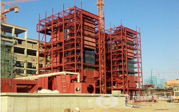 Lignite Circulating Fluidized Bed (CFB) Boilers manufacturer