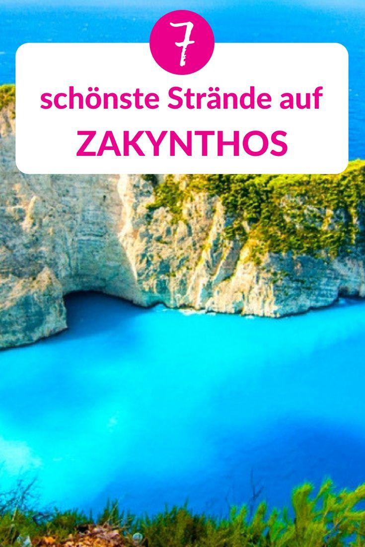 Die 7 schönsten Strände auf Zakynthos – Hier gibt's die besten Strände