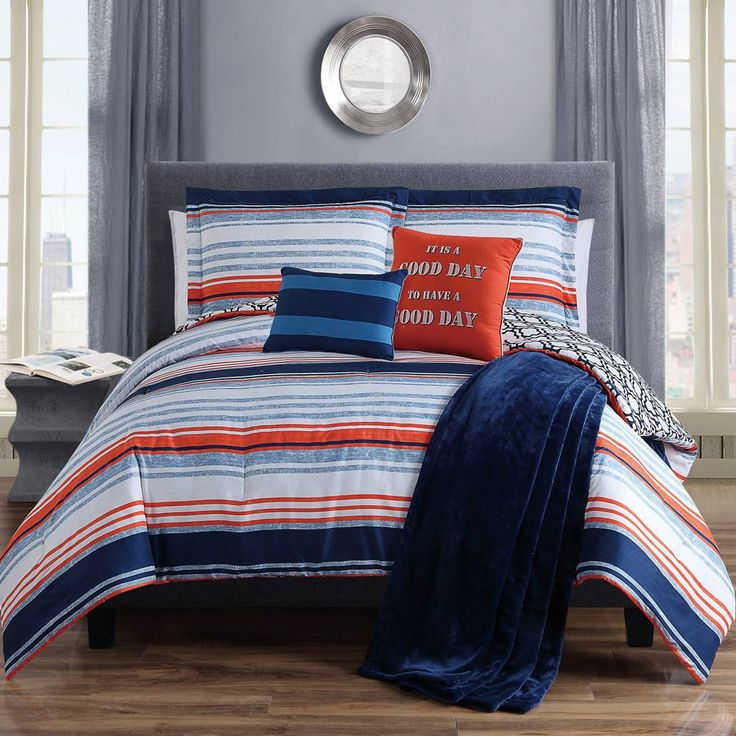 17 Best Images About Life Jacket Bedding On Pinterest