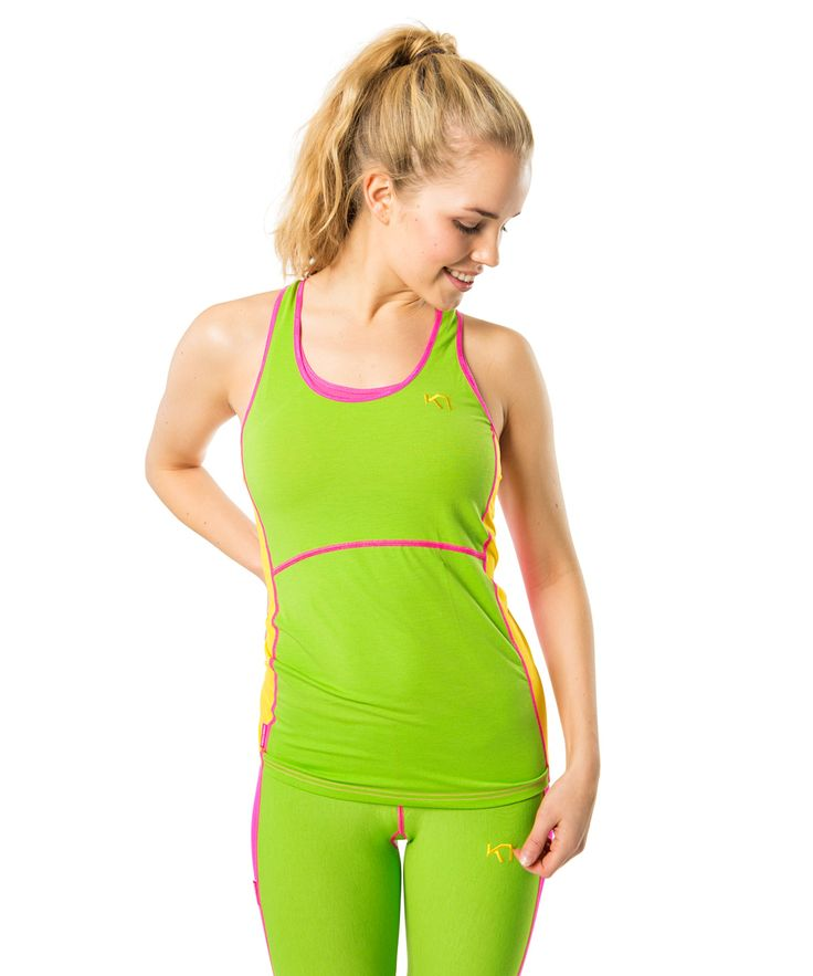 SVALA SINGLET - Svala - Collection - SHOP | Kari Traa