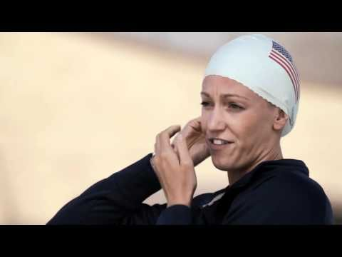 Speedo Pace Club -- Dana Vollmer's swim cap tips